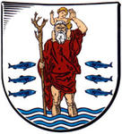Wappen der Stadt Kappeln