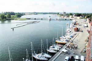 Kappeln Gastliegerhafen