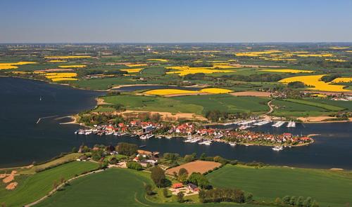 Luftbild Amt Kappeln-Land