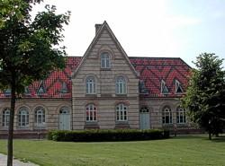 Das Rathaus der Stadt Kappeln